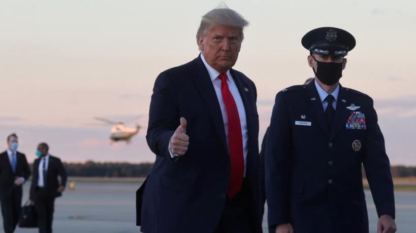 Трамп рассказал о новейшем вооружении США - Лесной Леший