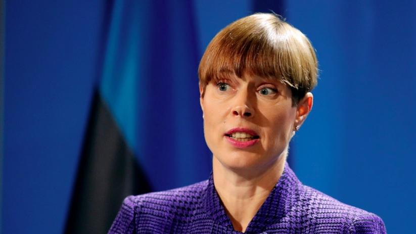 Президент Эстонии отреагировала на скандал с двумя министрами