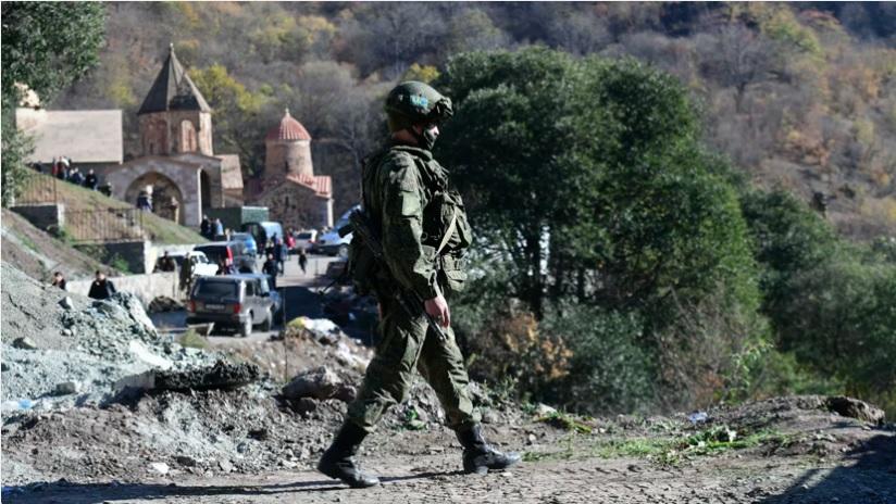 Минобороны России заявило о соблюдении в Карабахе режима прекращения огня