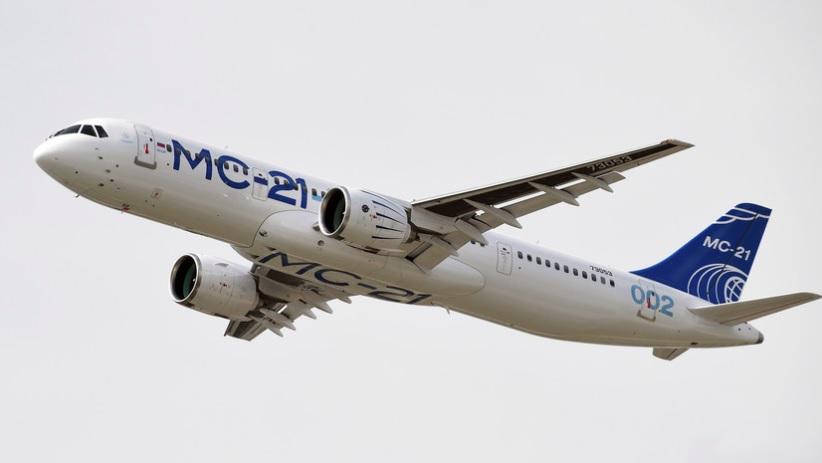 Первый полёт МС-21 с российскими двигателями должен пройти в 2020 году