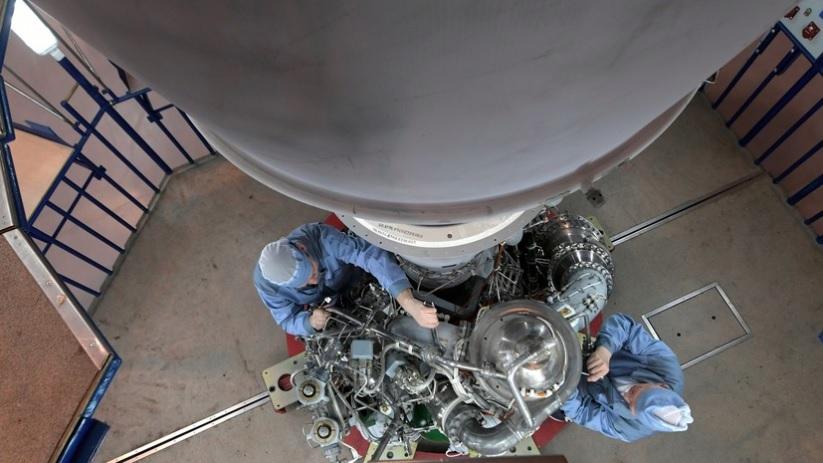Россия выпустит новые ракетные двигатели на экспорт в 2022 году