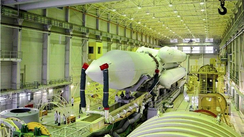 Рогозин заявил о готовности ракеты «Ангара-А5» к запуску в декабре