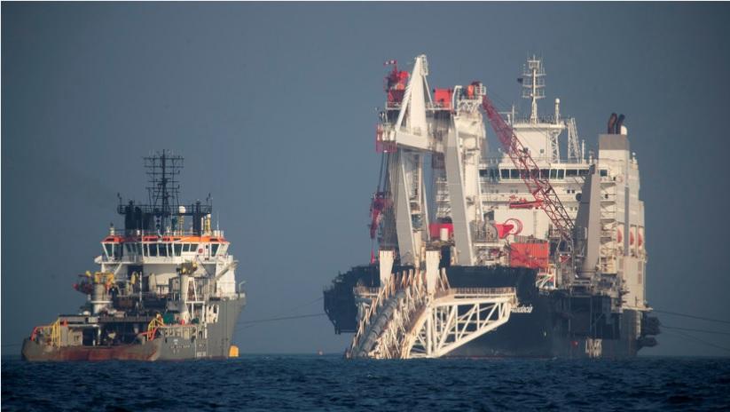 Bloomberg: США планируют новые санкции из-за «Северного потока — 2»