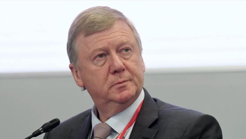 Правительство предписало снять Чубайса с поста главы «Роснано»