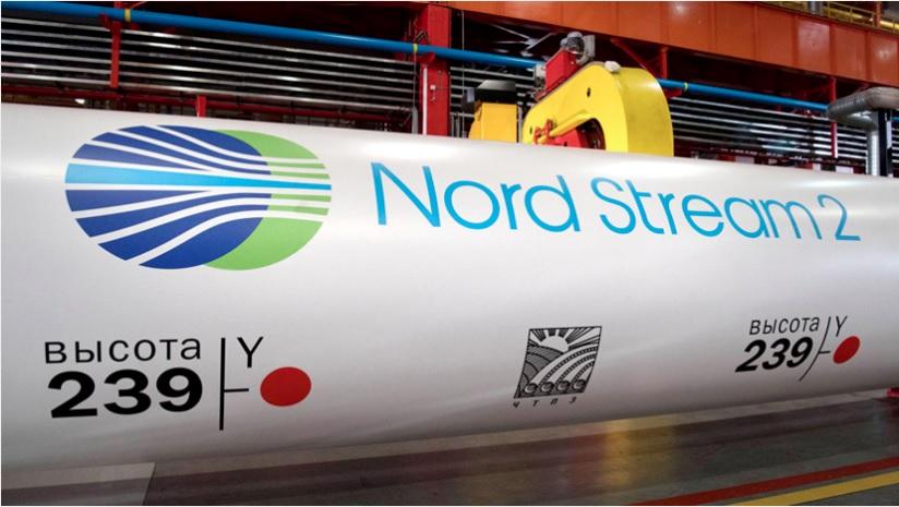 В «Газпроме» заявили о готовности к вводу сухопутной части «Северного потока — 2»