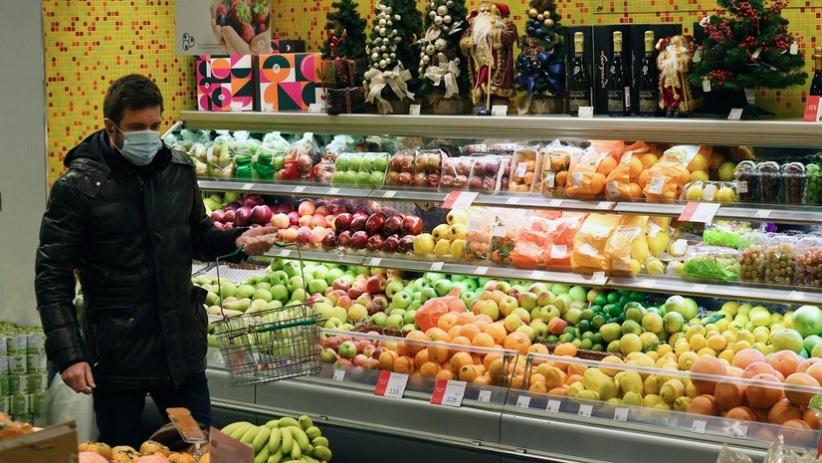 Мишустин дал поручения по сдерживанию цен на продукты
