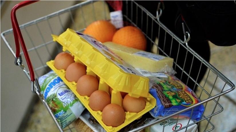 Путин призвал кабмин за неделю разобраться с ростом цен на продукты