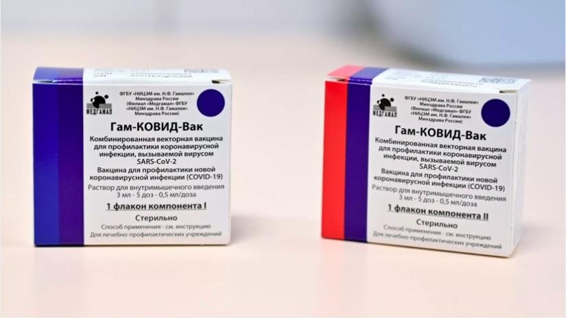 Мантуров назвал срок появления порошковой формы вакцины «Спутник V»