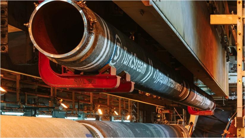«Газпром» за год нарастил загрузку «Турецкого потока» в 2,2 раза