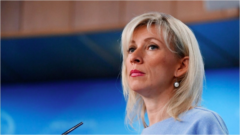 Захарова объяснила выход России из Договора по открытому небу