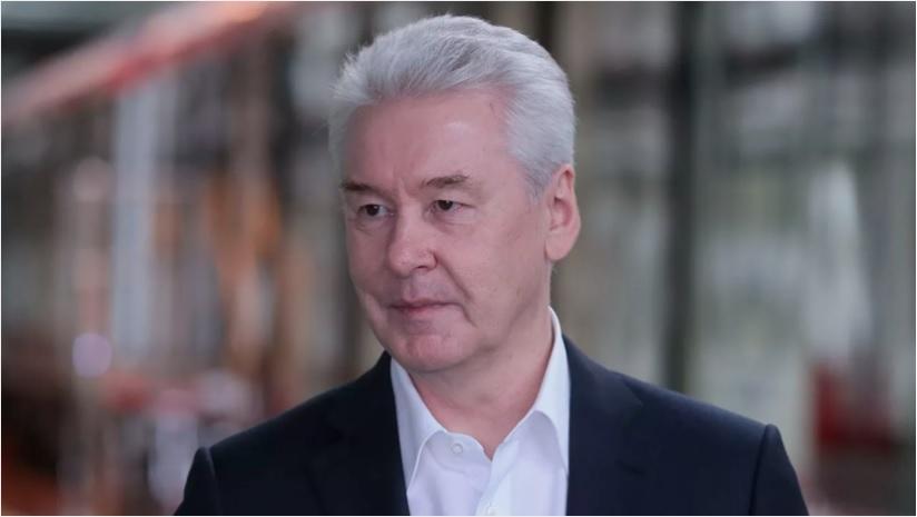 Собянин поздравил москвичей с Рождеством