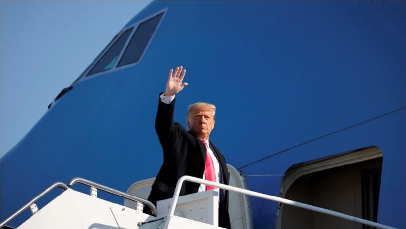 Трамп назвал опасной для США ситуацию с импичментом