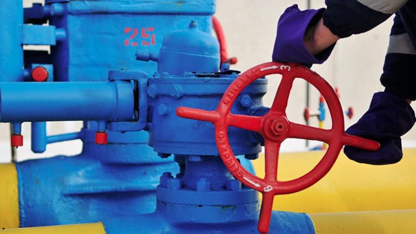 РБК: газ из хранилищ Украины на 100 млрд рублей находится в залоге у российской НКО
